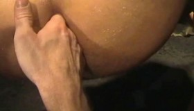 Gang Bang Fist Fuck Threesome