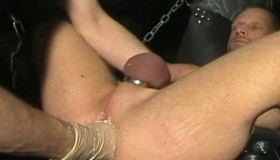 Sling Fucked and Fisted