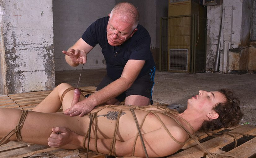 Crazy Kinky Cock Play For Casper Part 1