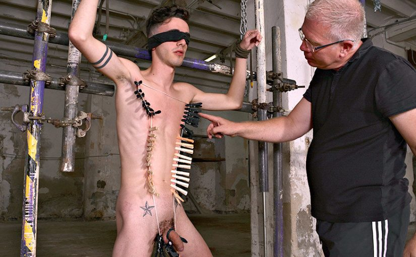 New Boy Jesse Gets A Stern Lesson – Part 2